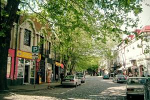Altstadt Tiflis/old town tbilisi/Georgien/Georgia