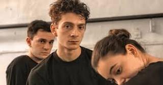 Gay-Szene in Tiflis, Bereich Tanz. Filmfestival Cannes 2019